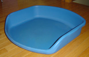 Second Nature Dog Litter Pan