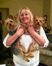 image potty training dogs litter box dog puppies